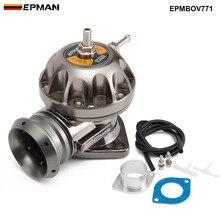 Epman RZ Тип стиль Bov предохранительный клапан алюминиевый болт фланец Прокладка Универсальный двигатель Turbo EPMBOV771
