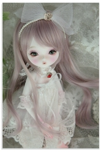 1/6 BJD / doll Chloe Leeke / six / BJD / SD Meng baby / beep to send eyelashes eyelashes