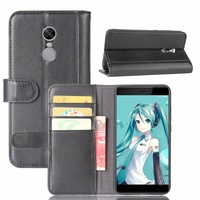 For Xiomi Redmi Note 4X Case Genuine Split Leather Wallet Stand Cell Phone Case For Xiaomi