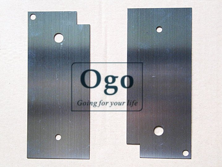 """HHO Parts 1 pc 316L Stainless Steel Plates 5/"""" x 5/"""" 20 Ga for HHO Dry//Wet cell"""