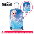 Dispalang Elastic Elsa Protective Luggage Cover For 18-30 Inch Trolley Suitcase Cover Cartoon Anna Princess Travel Accessories