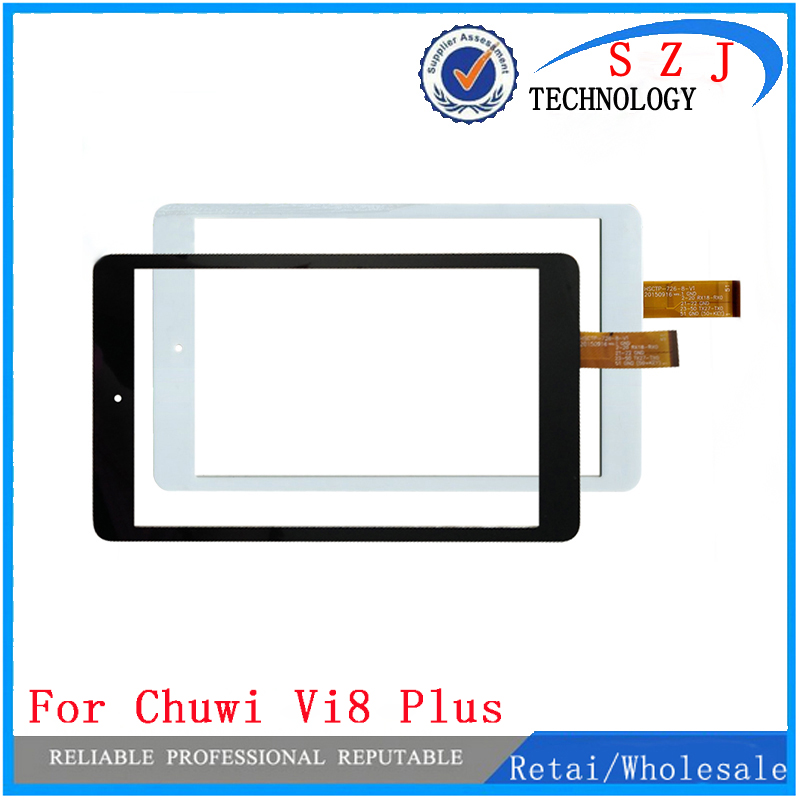 New 8 inch For Chuwi Vi8 Plus Tablet touch screen Panel Digitizer Sensor Replacement Free Shipping 10pcs/lot black new 7 inch tablet capacitive touch screen replacement for pb70pgj3613 r2 igitizer external screen sensor free shipping