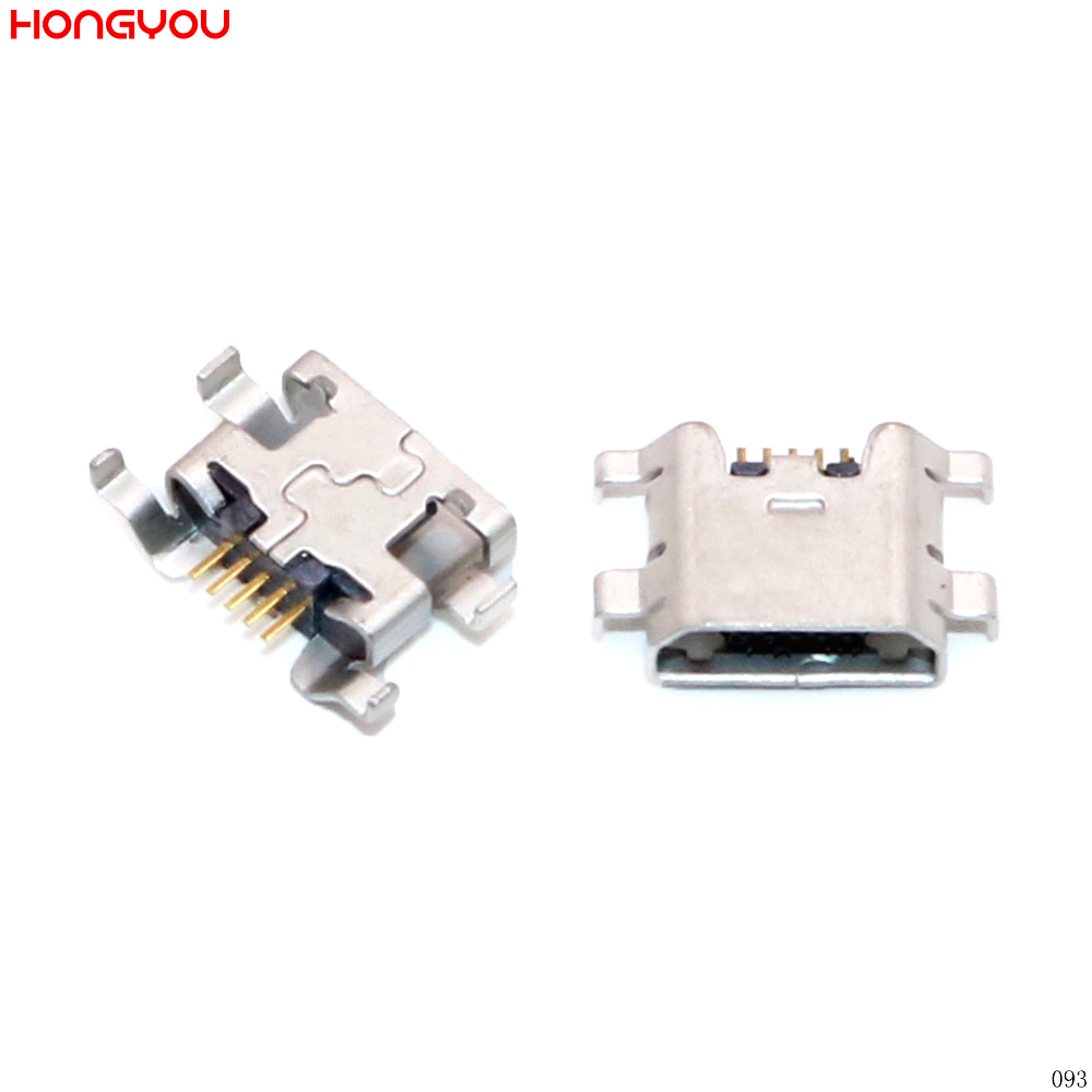 2PCS For <font><b>ZTE</b></font> Nubia Z5Smini NX403A / Grand S II S291 Q505T C880U <font><b>C880S</b></font> USB Charging Port Connector Charge Jack Socket Plug Dock image