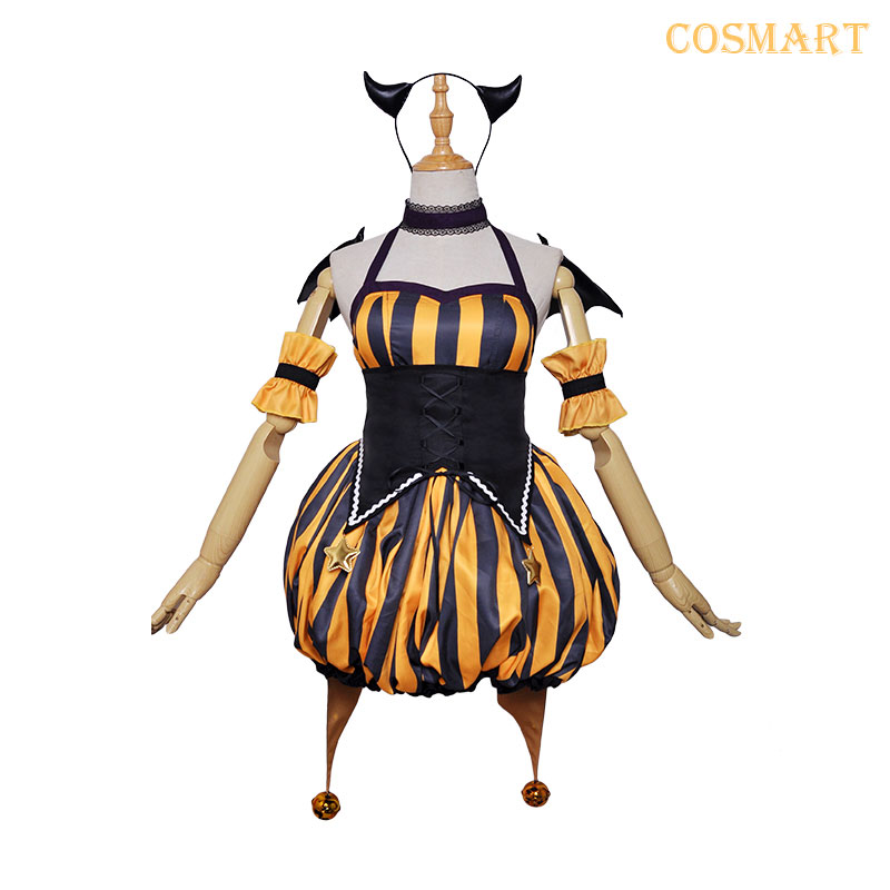 Halloween Pumpkin Cosplay Xiao Qiao Cosplay Costume Halloween Costume for women Arena Of Valor 5v5 Arena Game cosplay
