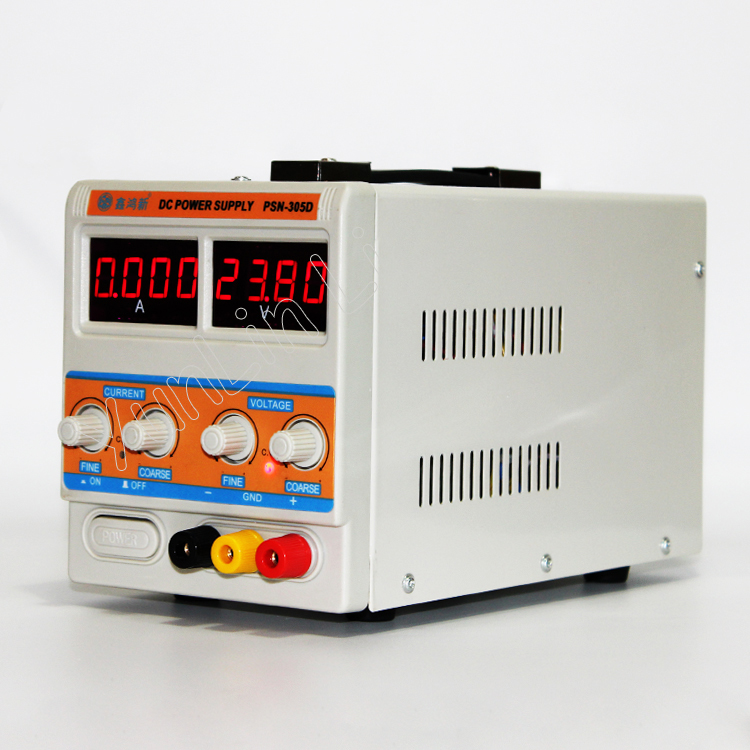 Digital display 30V 5A Voltage Regulators/Stabilizers Adjustable DC regulated power supply PSN-305D cps 6011 60v 11a digital adjustable dc power supply laboratory power supply cps6011