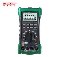 Ms8340d высокой точностью автоматического Диапазон Цифровой мультиметр DMM w емкость и частота Тесты USB Интерфейс метр Тесты ERS
