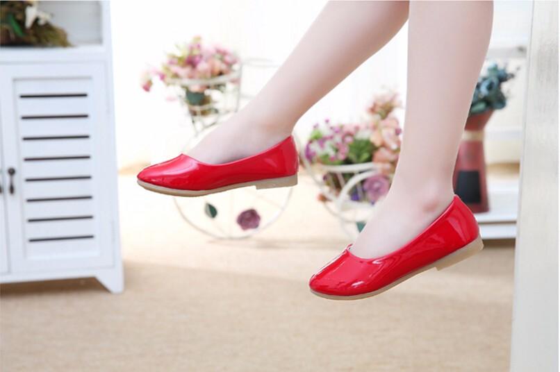 girl leather shoe-19