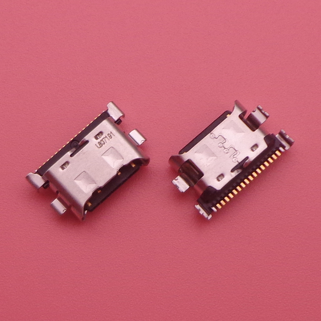 10PCS/Lot For Huawei P20 P30 Mate 20 Lite Nova 2S 3 4 3E 4E Magic2 USB Charge Port Jack Charging Dock Socket Plug Connector