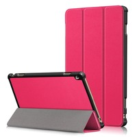 For Huawei Honor Waterplay 10 1 Inch Smart Case Ultra Slim Flip Magnetic Stand PU Leather