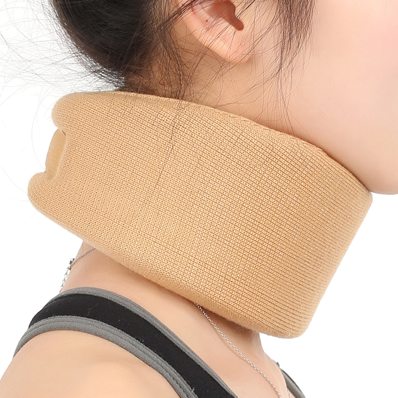 Medical Neck Brace Foam Cervical Collar For Sore Neck cervicale Traction Neck Stiffness Support Neck Surgery Collar medical neck support orthosis adjustable cervical collar device fixed traction braces vertebra rehabilitation head protection