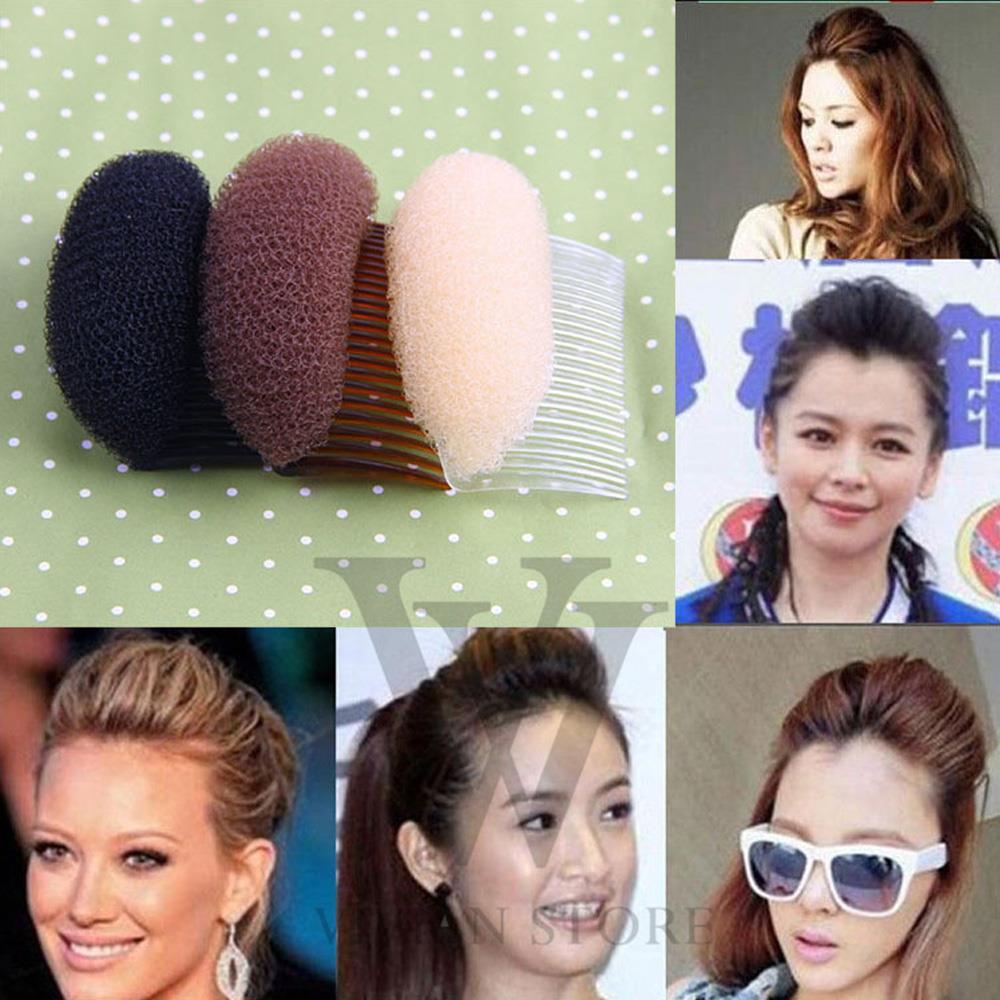 Hot Fashion Women Hair Clip Styling Bun Maker Braid Tool Hair Accessories Comb 2016 Sale In Hair