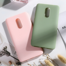 Xiaomi Redmi Note 4 Case Candy Color Soft Cover For 4X Phone Cases Xiomi /Note Global Bumper