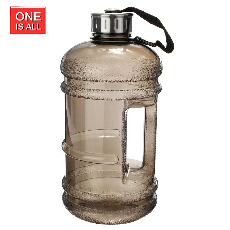 ONE IS ALL 2.2L Big <font><b>Large</b></font> Water Bottle <font><b>Large</b></font> <font><b>Capacity</b></font> Kettle Outdoor Sports Gym Fitness Training Camping Running Water Bottle
