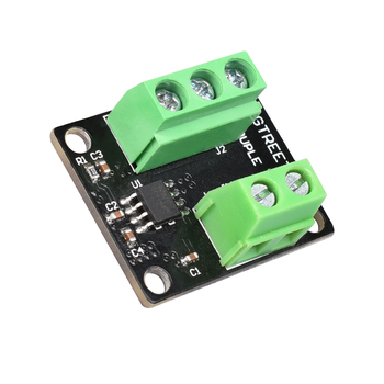 Bigtreetech Thermocouple Board v1.0 compatible for Megatronics, RAMPS support to detect High temperatures for 3D printer part