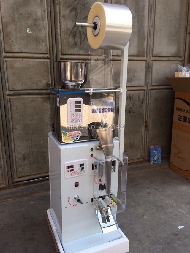 New type 2-25g Automatic tea bag packing machine for sugar,salt,coffee bean,tea leaf, spice powder  цены