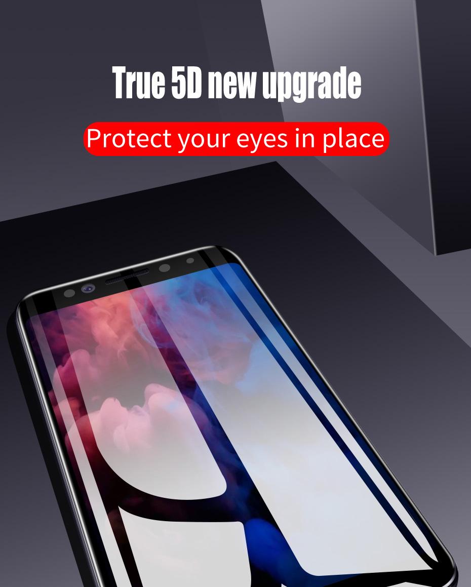 ZNP 5D Screen Protector Tempered Glass For Xiaomi Redmi Note 7 5 Pro Redmi 4X 7A 7 6 Protective Glass For Redmi 5 Plus k20 Film 1
