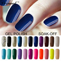 Vrenmol 1pcs Nail Gel Long Lasting Gel Lacquer DIY Nail Art Shiny Colorful Nail Gel UV Varnish Esmaltes Semi Permanent