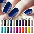 Vrenmol 1pcs Nail Gel Long Lasting Gel Lacquer DIY Nail Art Shiny Colorful Nail Gel UV Varnish Esmaltes Semi Permanent