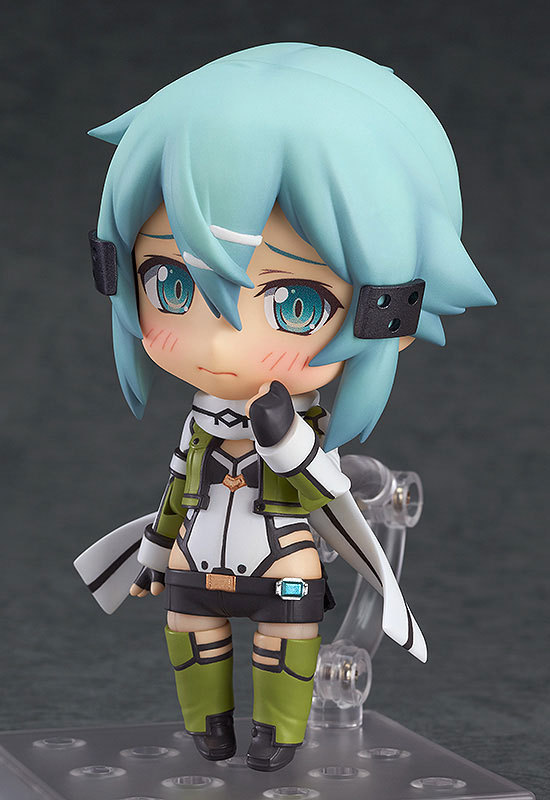 Anime Sword Art Online II Gun Gale Online Juguetes GGO 452 Asada Shino Sinon Action Figure Collectible