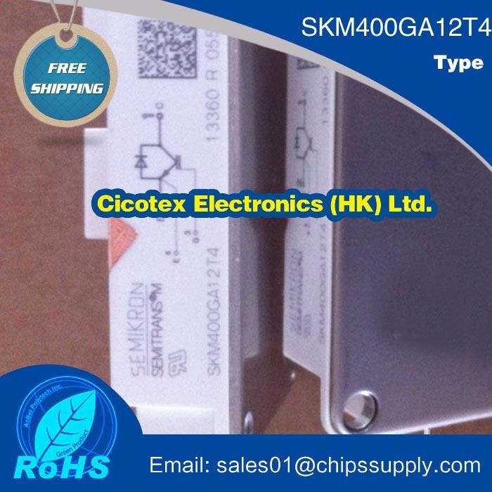 SKM400GA12T4 MODULE IGBTSKM400GA12T4 MODULE IGBT
