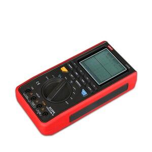 Image 4 - UNI T UT81B UT81C يده راسم الذبذبات الرقمية المتعدد الوقت الحقيقي عينة معدل التيار المتناوب تيار مستمر المقاومة السعة التردد متر