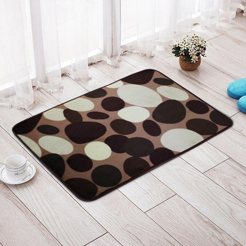 Soft Microfiber Bathroom Rug Floor Mats
