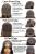 Preço de fábrica Curly Parte Dianteira Do Laço Humano Perucas Brasileira Perucas Cheias Do Laço Onda profunda Do Cabelo Humano Rendas Frente Perucas Mulheres Negras U Parte peruca