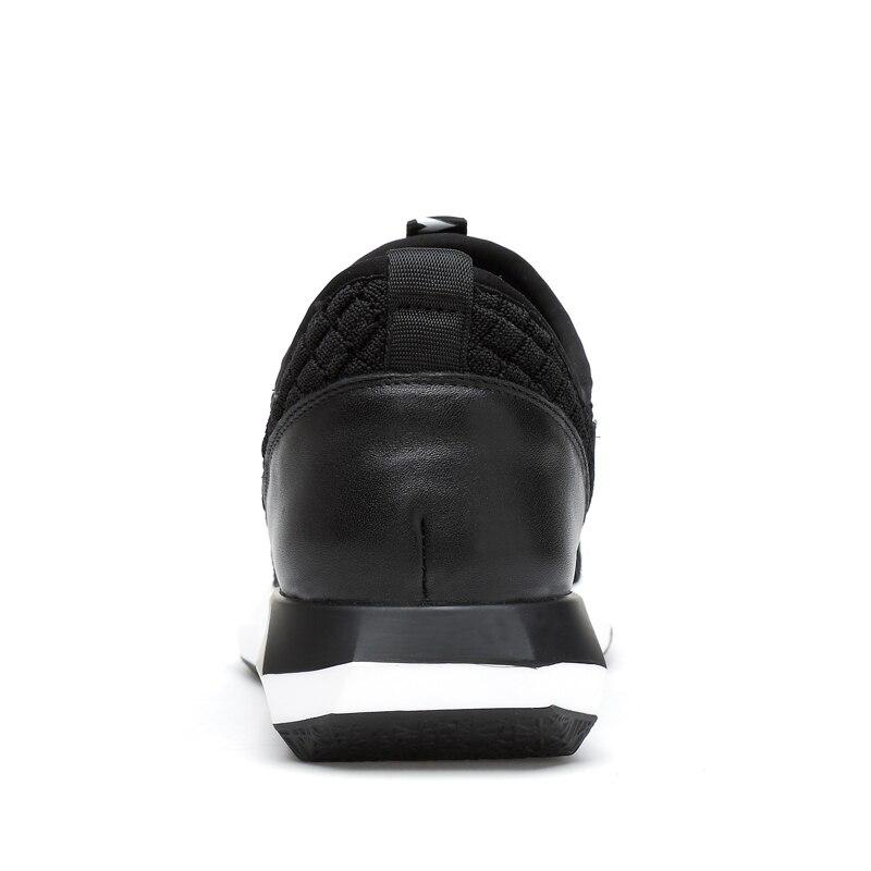 blue Plein Airamp; Véritable Casual La Cuir Valstone claret Automne Pour Maille Chaussures Respirant Supérieure En Hommes Marche Black gray Sneakers FKl1Jc