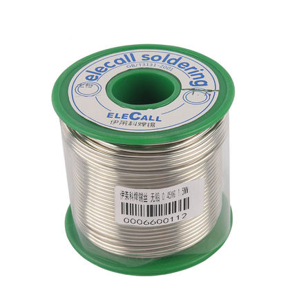 Free shipping Lead-free solder wire 0.8mm 0.5mm disposable rosin core solder wire 1 soldering solder
