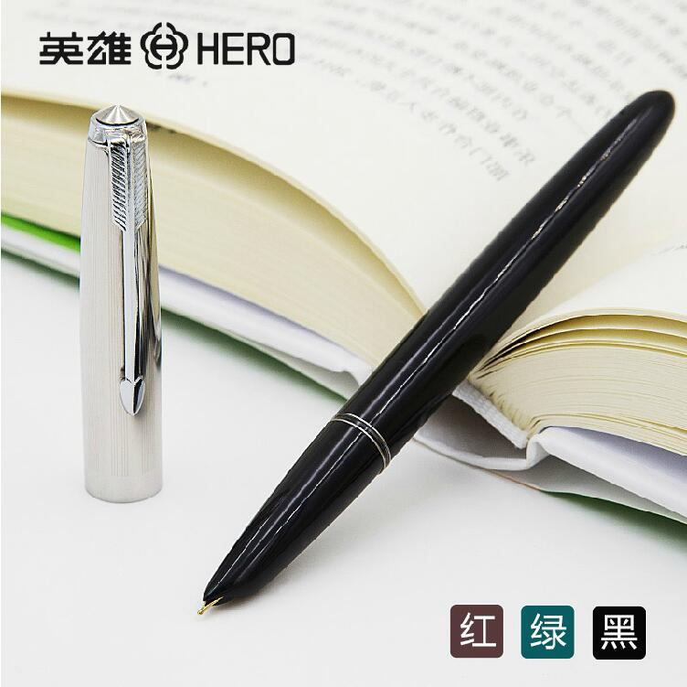 Nib Hero Fountain Pen 616 Small Size Students
