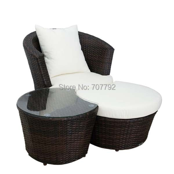 Outdoor Lounge Chairs Patio Furniture Sun Loungers(China (Mainland))