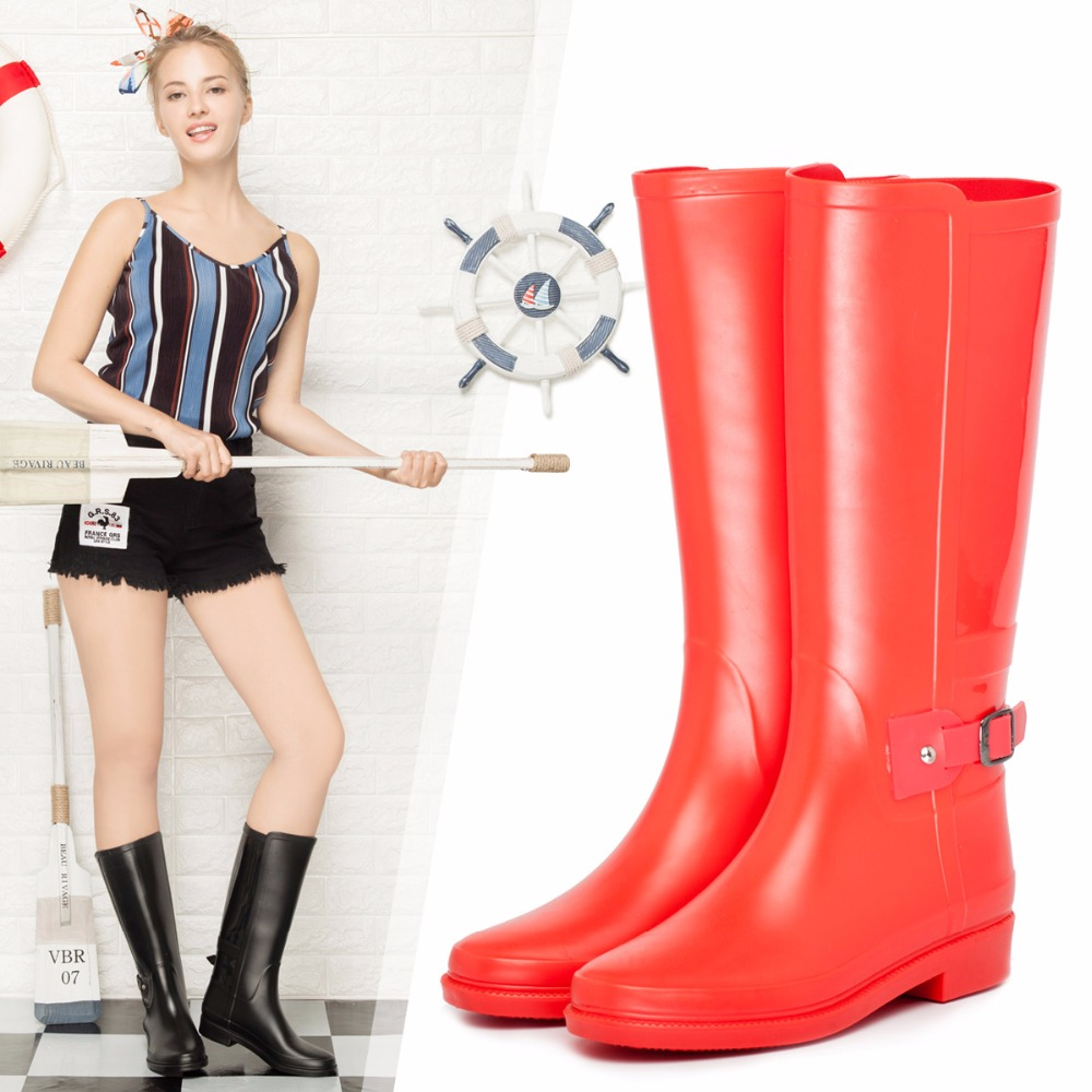 Popular Fashionable Rain Boots-Buy Cheap Fashionable Rain Boots ...