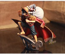 Anime One Piece Luffy PVC Action Figure Collection Toy 6″ 15CM