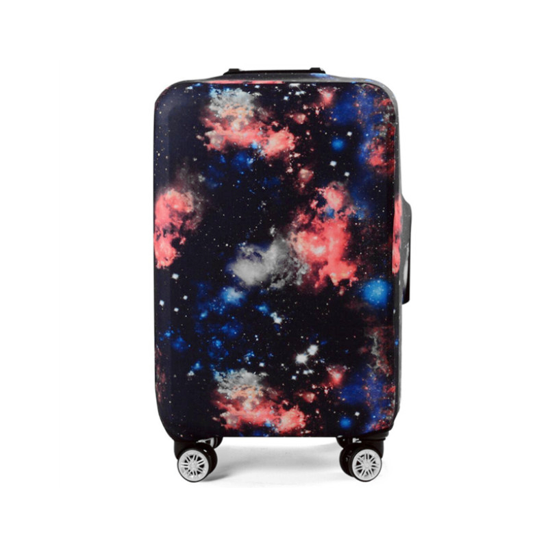 elastic galaxy capa de poeira L Size Cover : For 26-28 Inch Suitcase
