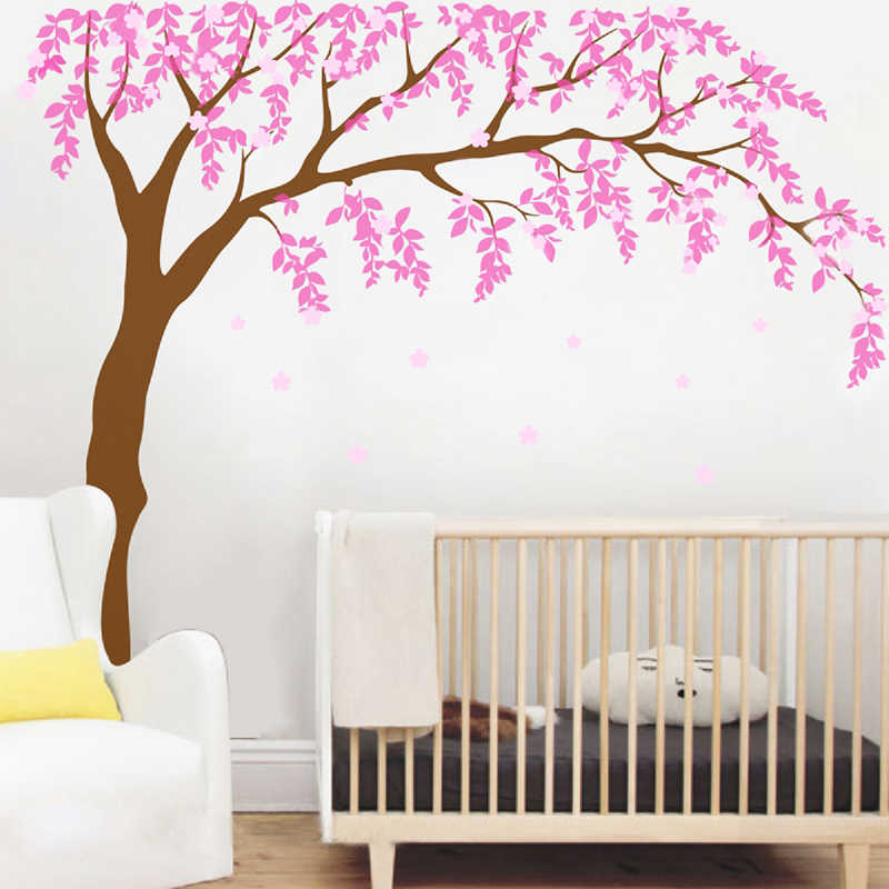 Detail Feedback Questions About Baby Girls Room Wall Decal Cherry