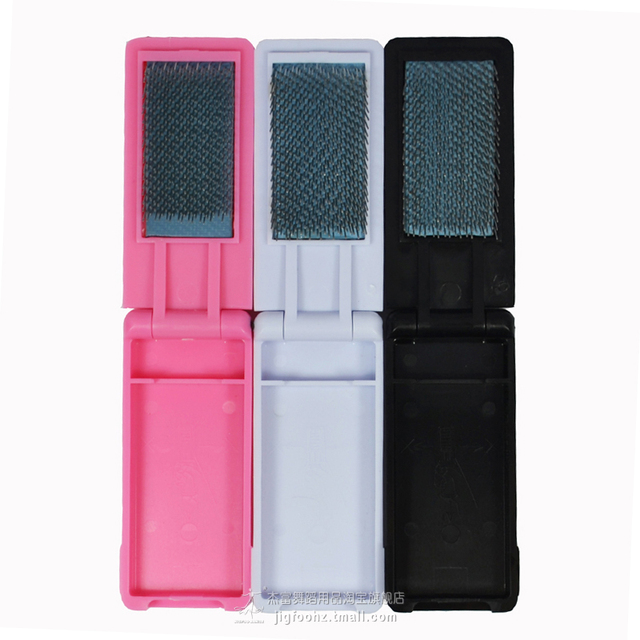 Folding mini dance shoes shoe brush Latin dance shoes shoe brush modern dance shoes shoe brush