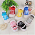 2016 Hot sell high design baby boy girl shoes Soft and Comfortable children first walker toddler moccasins shoes factory price