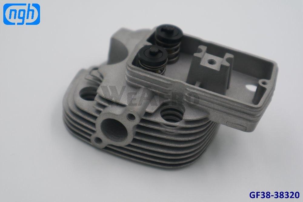 Original NGH Gasoline Engine Accessories GF38 Cylinder head assembly GF38 38320