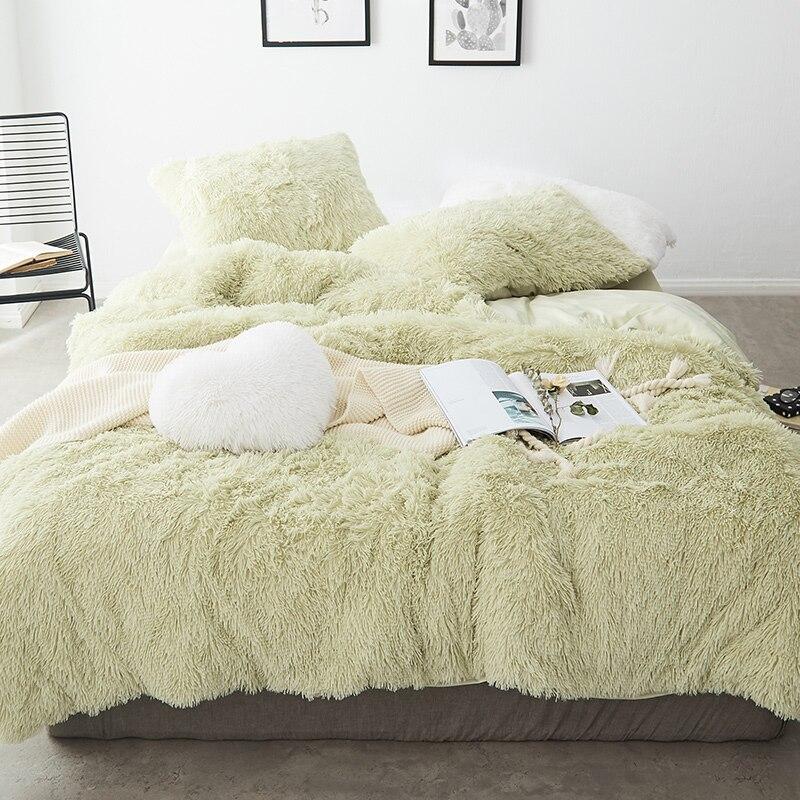 Fluffy Duvet Cover