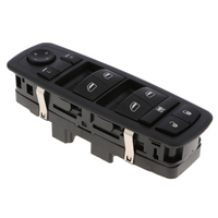 ABS Plastic Window Switch For Dodge Grand Caravan 2008 2010 Electric Power Window Master Switch Auto Replacement Parts