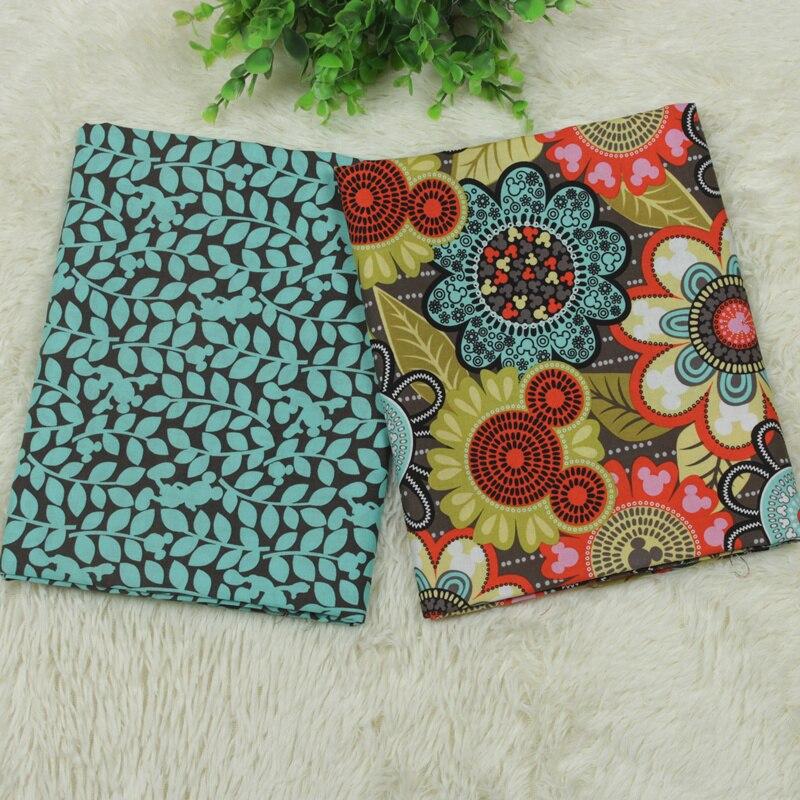 DIY de coser tela Escasez de impresión Nueva vb Mickey algodón telas para patchw