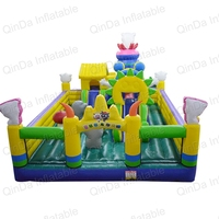 Rabbit Inflatable Trampolines Jumping Castle Trampoline Inflatable Jumping House Children Toys And Games