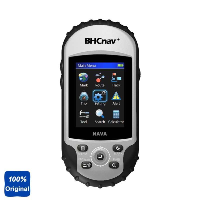 NAVA300 Professional and Outdoor Full featured and Multi functioned Accurate, Rugged and User friendly Handheld GPS Navigator