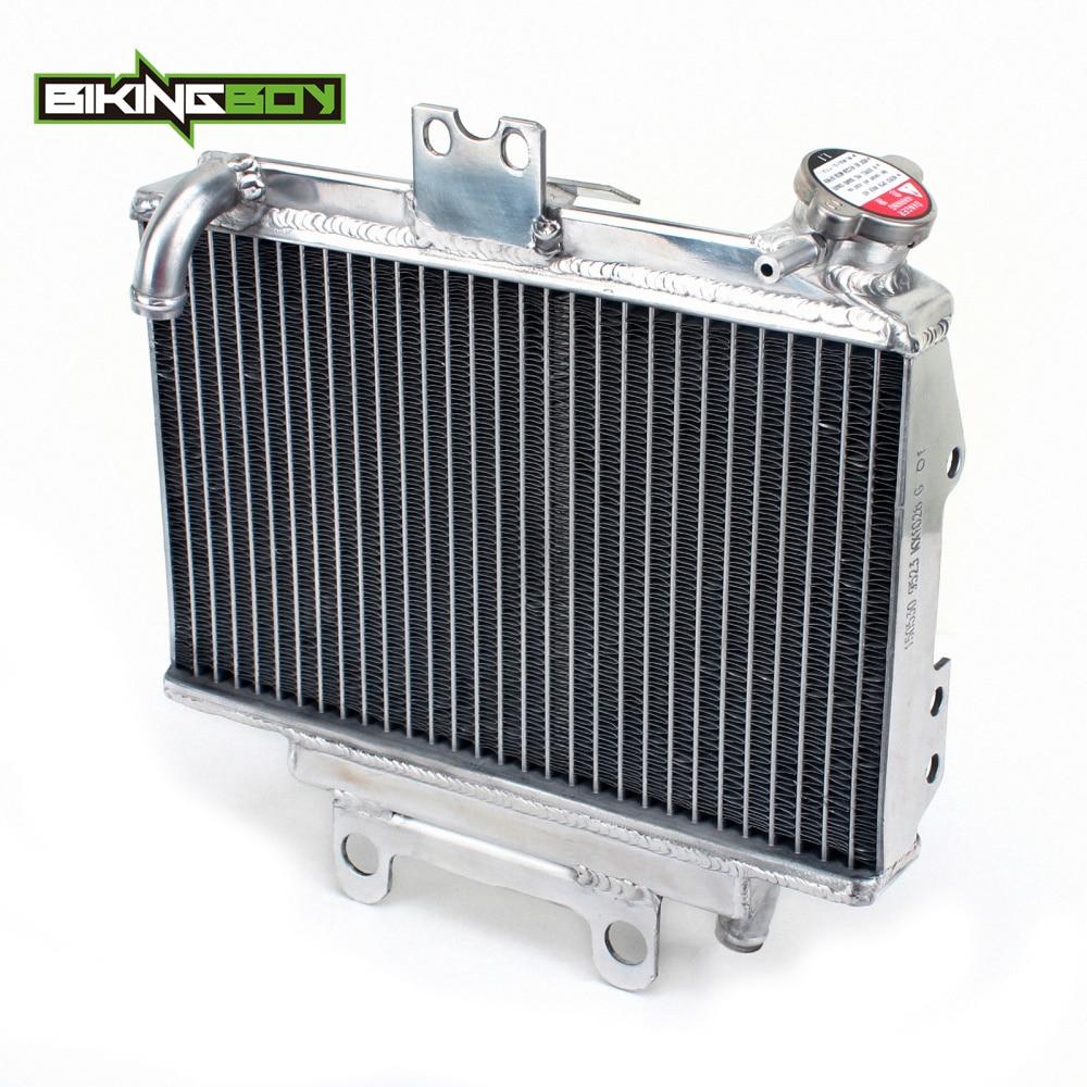 BIKINGBOY 1 Set Aluminium Alloy Core MX Offroad Bike Parts Radiators Cooler Cooling fit for HONDA CR125 CR 125 98-99 1998 1999 стоимость