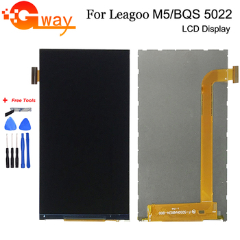 FSTGWAY For Leagoo M5 LCD Display Screen Perfect Repair Parts for Leagoo M5 Mobilephone Digital Accessory With Tools image