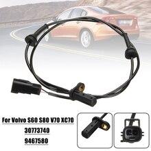 Передний правый датчик скорости колеса автомобиля ABS для Volvo S60 S80 V70 XC70 1997-2007 30773740 9467580