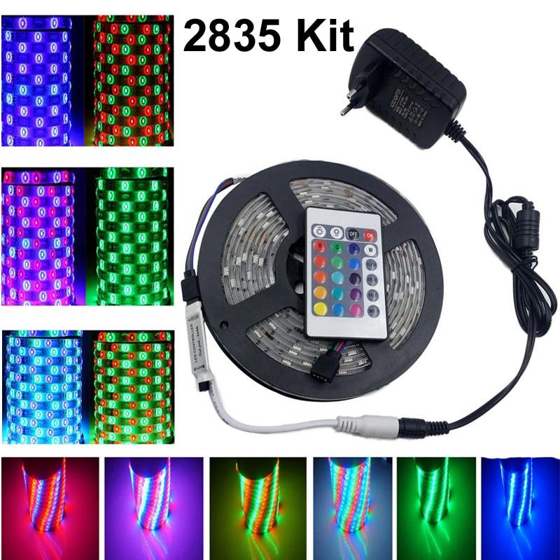 Top 10 Best Led Strip Lights: Aliexpress.com : Buy LED Strip 5M RGB LED Light RGB LED