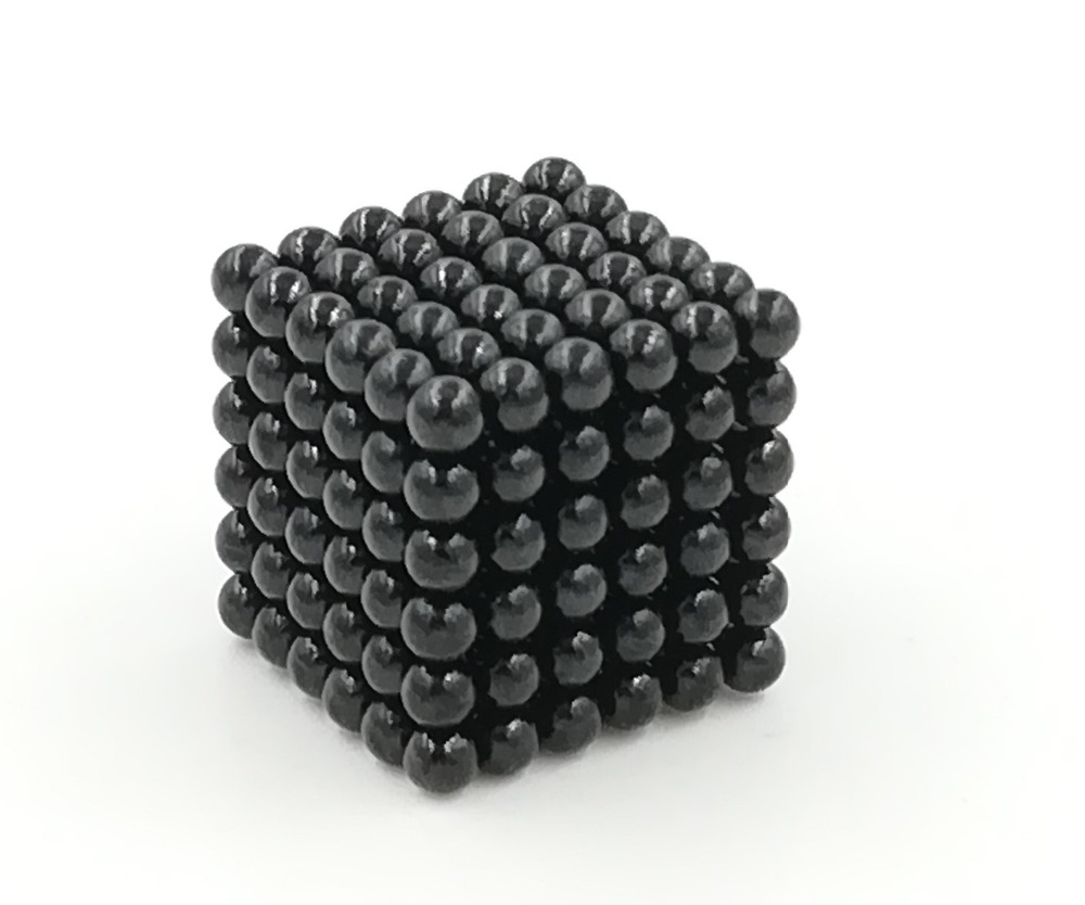 3mm 216pcs Magnetic Cube Neo Cube Magic Cubes DIY Balls Blocks Puzzle Educational Building Toys Vacuum Package