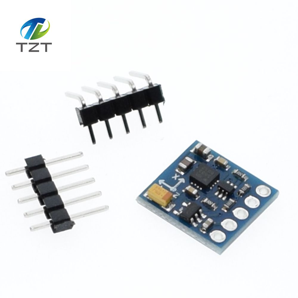 1PCS GY-271 Electronic Compass Compass Module HMC5883L Triple Axis Compass Three-axis Magnetic Field Sensor