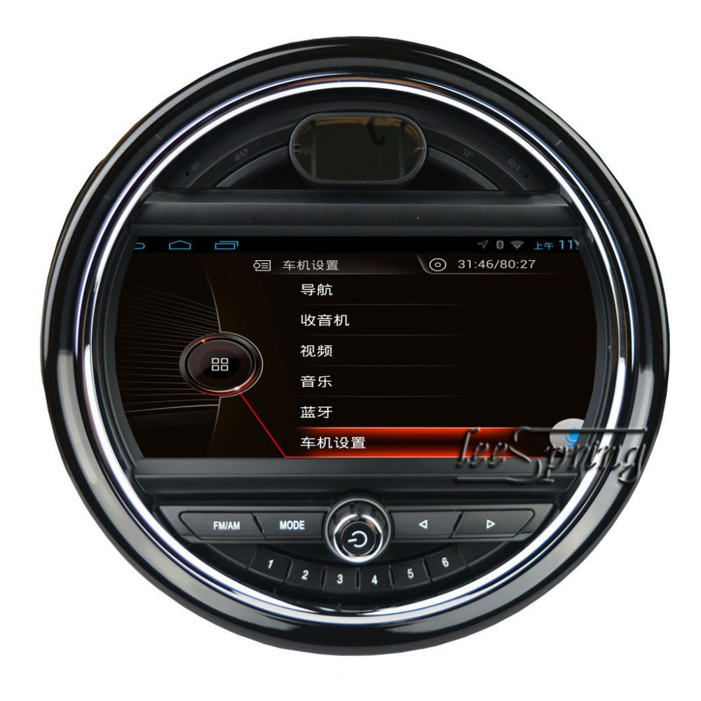 9 inch Car Multimedia Player for BMW Mini 2010 2015 with GPS Navigation MP5 Wifi NO DVD in Car Multimedia Player from Automobiles Motorcycles